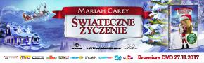 Mariah Carey. Świąteczne życzenie (DVD)