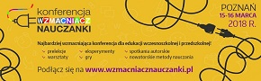 konferencja Wzmacniacz Nauczanki